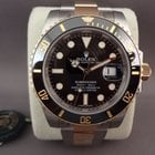 Rolex Submariner steel/gold 116613LN