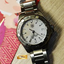 TAG Heuer Aquaracer Ladies Mop Midsize Quartz (mint)