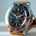 Rolex GMT-Master Gilt Chapter Ring and PCG