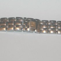 Omega Seamaster Stahl/stahl Armband Bracelet 18mm Anstossbreit...