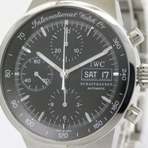 IWC Gst Chronograph Steel Automatic Mens Watch 3707 (bf083748)