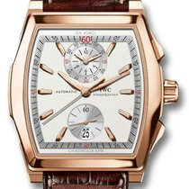 IWC Da Vinci Chronograph in Rose Gold