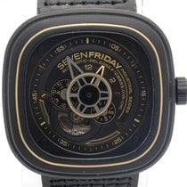 Sevenfriday Men's 48mm Series P2-02 Myiota 82s7 Movement...
