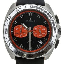 Junghans 1972 Chronoscope Orange