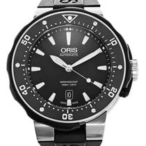 Oris Watch ProDiver Date 733 7682 7154RS