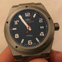 IWC Ingenieur AMG Automatic Titan titanio 3227 titanium
