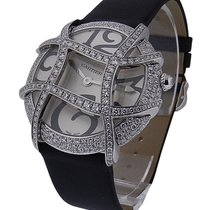 Cartier WJ304350 Ronde Folle with Diamond Case - White Gold on...
