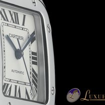 Cartier Santos Galbee XL Edelstahl Datum | 32mm