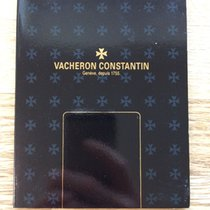 "Vacheron Constantin ""Certificate of origin and Guarantee&#..."