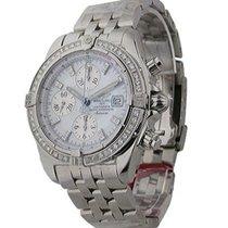 Breitling Chronomat Evolution Diamond Bezel