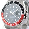 Rolex GMT-Master II Stainless Steel Red/Black Bezel 167...