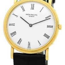 "Patek Philippe Gent's 18K Yellow Gold  ""Ultra Thin..."