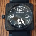 Bell & Ross BR01-92 SLUS GAUCHER #17 OF 50 LIMITED