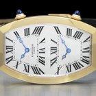Cartier Tonneau Dual Time TZ C.P.C.P. 2805H