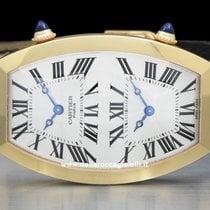 Cartier Tonneau Dual Time TZ C.P.C.P.  Watch  2805H