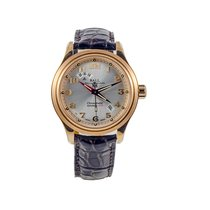 Ball Trainmaster Cleveland Express Dual Time