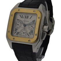 Cartier Santos 100 Chronograph XL
