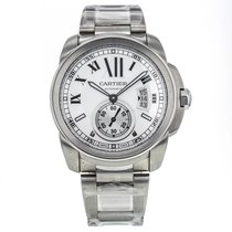Cartier W7100015 42mm Stainless Steel Automatic Men's Watch