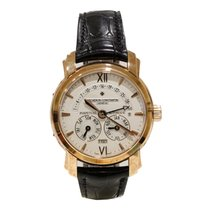 Vacheron Constantin 31 Day Retrograde Perpetual Calendar Rose...