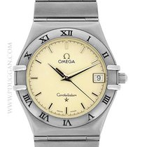 Omega stainless steel Constellation