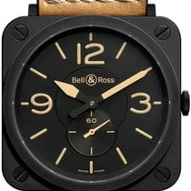 Bell & Ross Aviation BR03 BRS-HERITAGE