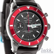 Breitling Superocean Heritage Limited Edition Dive Watch Red...