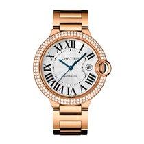 Cartier Ballon Bleu Automatic Mens Watch Ref WE9008Z3