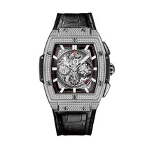 Hublot Spirit of Big Bang  51mm Automatic Titanium Mens Watch...