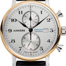 Junkers Südamerika Expedition 6586-5 Herrenchronograph...
