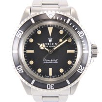 """Rolex Submariner 5513 """"Meters First"""" Early series"""