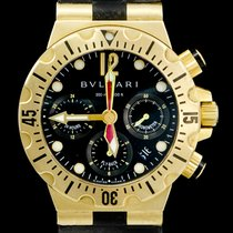 Bulgari Diagono Professional Diving Chronograph