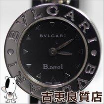 Bulgari 【MT578】 ブルガリ  B-ZERO1 ビーゼロワン バングルウォッチ SS/ラバー BZ22S...