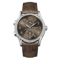 Patek Philippe Complications Ladies 7134G-001 35mm 18K White Gold