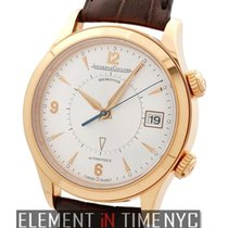 Jaeger-LeCoultre Master Control Master Memovox 18k Rose Gold ...