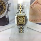 Cartier Panthere Ladies 18k Gold/Steel Quartz watch