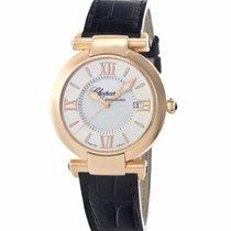 Chopard Imperiale Gold Quarz Damenuhr 384221-5001 UVP 10.960&e...