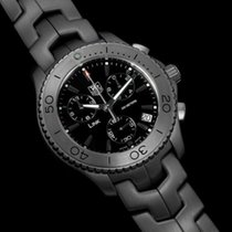 TAG Heuer Link Mens Quartz Chronograph, Stainless S - CJ1110.B...