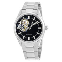 Zenith El Primero Automatic Black Dial Stainless Steel...