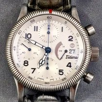 Tutima Flieger Chronograph F2-Power Reserve Classic