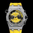 Audemars Piguet [NEW] Royal Oak Offshore Diver Yellow 26703ST....