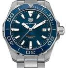 TAG Heuer Aquaracer Quartz Mens Date WAY111C.BA0928