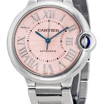 Cartier Watches: W6920041 Ballon Bleu 36mm - Stainless Steel