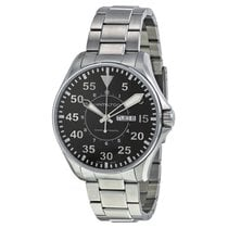 Hamilton Men's H64715135 Khaki Pilot Automatic Watch