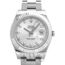 Rolex Datejust II Silver/Steel Ø41 mm - 116334