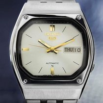 Seiko Men's Day Date Automatic Dress Japanese Vintage...
