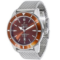 Breitling SuperOcean Heritage 46 A17320 Men's Watch in...