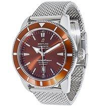 Breitling SuperOcean Heritage 46 A17320 Men's Watch in...