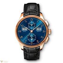 IWC Portugieser Chronograph PerpetualCalendar Digital Date-Mon...