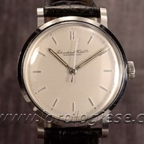 IWC Classic Vintage 1950`s Steel Watch Cal. C.89 Top Condition
