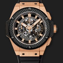 Hublot King Power Unico King Gold Carbon 48 mm